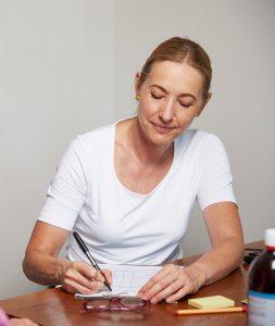 Stefanie Kunze Heilpraktikerin, Bewegungstherapeutin