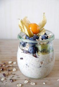 Rezepte für ein brotfreies Frühstück. Stefanie Kunze, Heilpraktikerin und Ernährungsberaterin