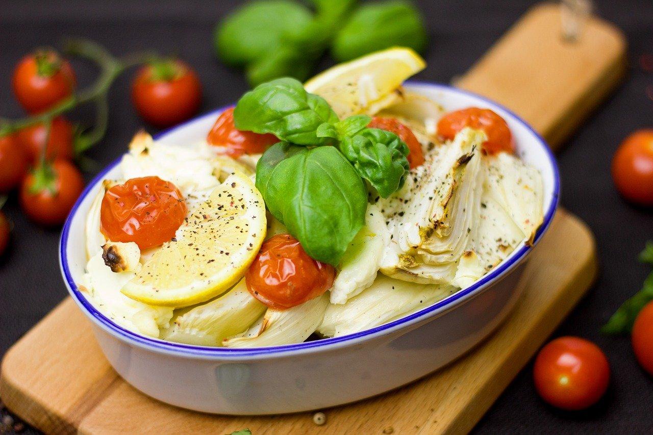 Gemüsse gebacken. Rezepte von Stefanie Kunze, Heilpraktikerin und Ernährungsberaterin