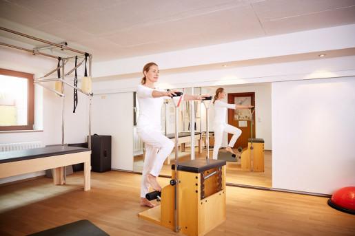 Training, Stefanie Kunze, Pilates